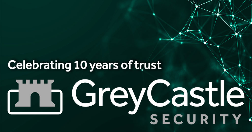 GreyCastle Security celebrates 10 years of leadership in cybersecurity readiness with a new look